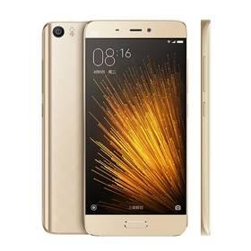 Xiaomi Mi5 64 GB (472430) zlatý Voucher na skin Skinzone pro Mobil CZSoftware F-Secure SAFE 6 měsíců pro 3 zařízení (zdarma) + Doprava zdarma