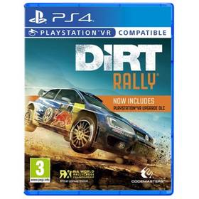 Hra Codemasters PlayStation 4 DiRT Rally VR (4020628813673)