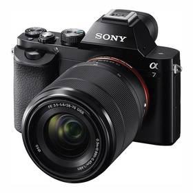 Sony Alpha A7 + objektiv FE 28-70mm OSS + Doprava zdarma