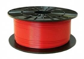 Tisková struna (filament) Plasty Mladeč 1,75 PLA, 1 kg - perlová červená (F175PLA_REP)