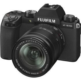 Fujifilm X-S10 + 18-55 mm čierny