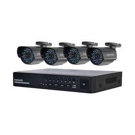 Bezpečnostní monitorovací systém EVOLVEO Detective S4CIH7D, DVR (DETECTIVE S4CIH7D) + Doprava zdarma