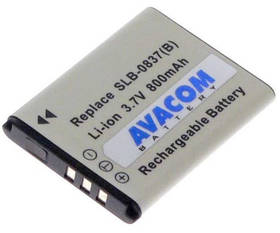Avacom pro Samsung SLB-0837(B) Li-ion 3,7V 850mAh (DISS-0837-055N2) černá