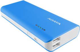 A-Data PT100 10000mAh (APT100-10000M-5V-CWHBL) bílá/modrá