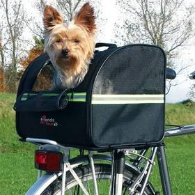Trixie Biker - Bag na nosič 35 x 28 x 29 cm (vrácené zboží 8800567029)