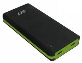 iGET POWER B-20000 mAh černá/zelená + Doprava zdarma