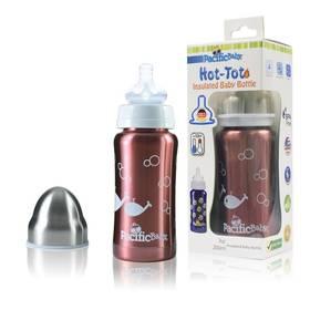 Pacific Baby Hot-Tot 200ml růžová/rybičky