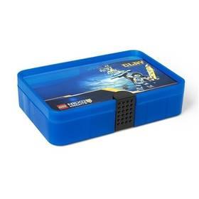 LEGO® Úložný box LEGO® s přihrádkami NEXO KNIGHTS modrý