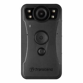 Transcend DrivePro Body 30, osobní kamera (TS64GDPB30A) černá + Doprava zdarma