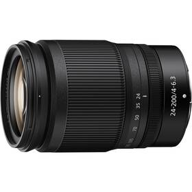 Nikon NIKKOR Z 24-200 mm f/4.0-6.3 VR (JMA710DA) čierny