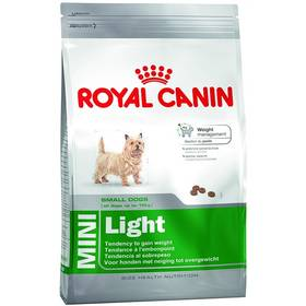 Royal Canin Mini Light 8 kg + Doprava zdarma