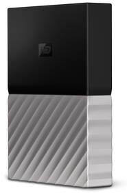 Western Digital My Passport Ultra 4TB (WDBFKT0040BGY-WESN) černý/šedý