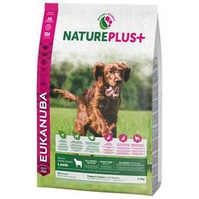 Eukanuba Nature Plus+ Puppy & Junior frozen Lamb 2,3 kg