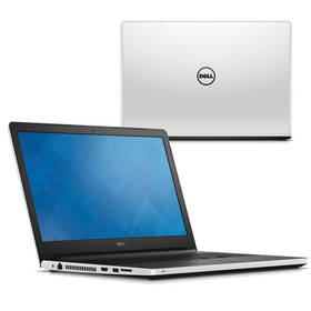 Dell Inspiron 15 5558 (N2-5558-N2-366-White) bílý Software F-Secure SAFE 6 měsíců pro 3 zařízení (zdarma) + Doprava zdarma