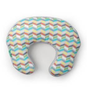 Bright Starts Polštář na kojení Mombo ™ Cheerful Chevron 0m+