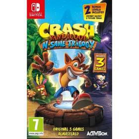 Switch Crash Bandicoot N.Sane Trilogy (NSS110)