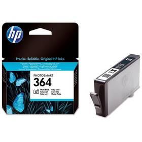 HP No. 364, 130 stran - originální (CB317EE) černá