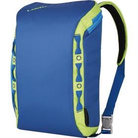 Loap Yala 18l modrý/zelený + Taška přes rameno Coleman ZOOM - (1L, černá), 12 x 15 x 8,5 cm, 160 g, vhodná na doklady, mobil, klíče v hodnotě 259 Kč
