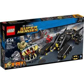 LEGO® SUPER HEROES™ 76055 Batman: Killer Croc™ - Zničení ve stokách