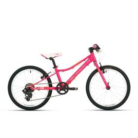 "Superior 2017 Modo XC 20"" - magenta/orange/white + Doprava zdarma"