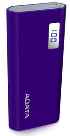 ADATA P12500D 12500mAh (AP12500D-DGT-5V-CPU) fialová