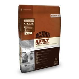 Acana Dog Adult Large Breed Heritage 11,4 kg + Antiparazitní obojek za zvýhodněnou cenu + Doprava zdarma