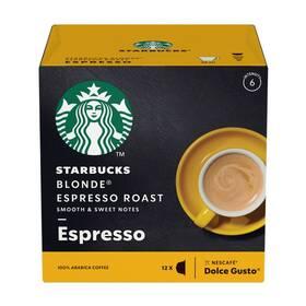 Starbucks BLONDE ESPRESSO ROAST 12Caps