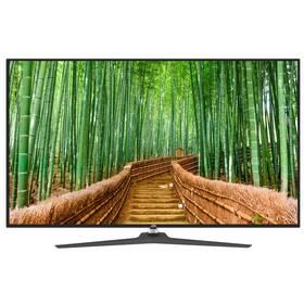 Televize JVC LT-55VU83L černá