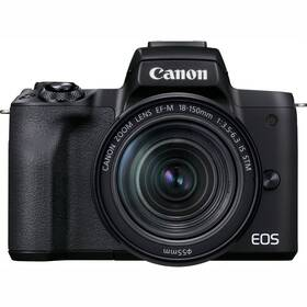 Canon EOS M50 Mark II + EF-M 18-150 (4728C017) čierny