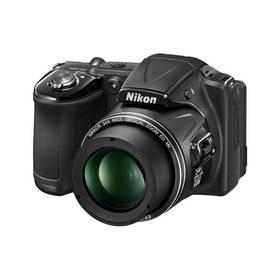 Digitální fotoaparát Nikon Coolpix L830 černý