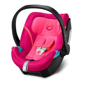 Cybex Aton 5 2018, 0-13kg, Passion Pink