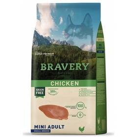 Bravery dog ADULT MINI chicken 2kg