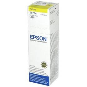 Epson T6734, 70ml - originální (C13T67344A10) žltý