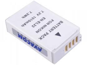 Avacom Nikon EN-EL22 Li-Ion 7.2V 800mAh 7.3Wh