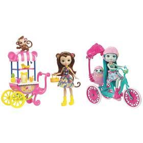 Mattel herní set na kolech
