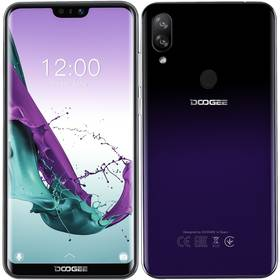 Doogee Y7 (DGE000351) fialový (vrácené zboží 8800245878)