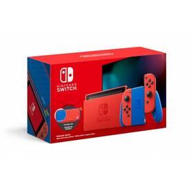 Nintendo Switch Mario Red & Blue Edition (NSH075) červená/modrá