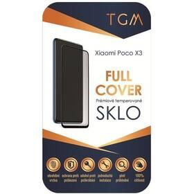 TGM Full Cover na Poco X3 (TGMFCXIPOX3) černé