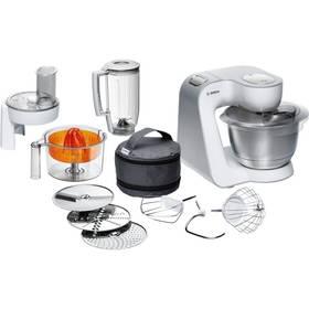 Bosch MUM54230 stříbrný/bílý