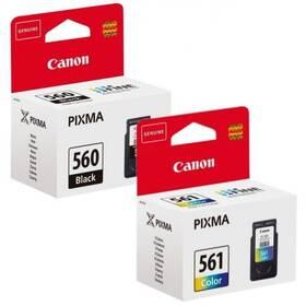 Canon PG-560/CL-561, 180 stran, CMYK (3713C006) (rozbalené zboží 8800553123)
