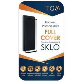 TGM Full Cover na Huawei P Smart 2021 (TGMFCHUAPSM21) čierne