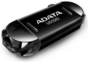 A-Data DashDrive Durable UD320 32GB (AUD320-32G-CBK) černý