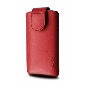 Púzdro na mobil RedPoint Sarif XL (RPSFM-011-XL) červené