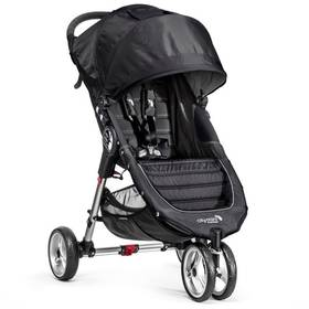 Baby Jogger CITY MINI 2016 Black/Gray + Doprava zdarma