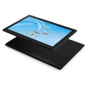 "Lenovo TAB4 10"" PLUS LTE 64 GB (ZA2R0021CZ) černý + SIM s kreditem T-Mobile 200Ke Twist Onlin"
