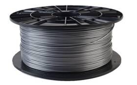 Tisková struna (filament) Plasty Mladeč 1,75 PLA, 1 kg (F175PLA_SI) stříbrná