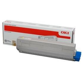 OKI C831/841, 10000stran (44844505) žlutý