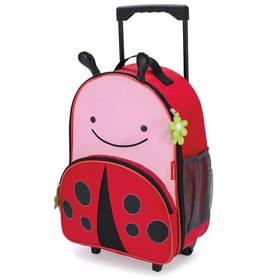 Cestovní kufr dětský SKIPHOP Zoo - Beruška + Doprava zdarma