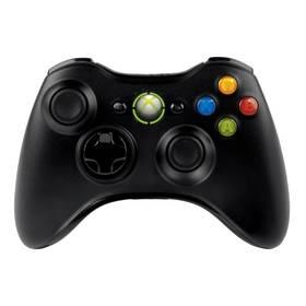 Microsoft Xbox 360 Wireless Controller (NSF-00002) černý