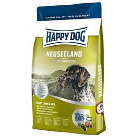 HAPPY DOG Neuseeland Lamb&Rice 12,5 kg Konzerva HAPPY DOG Rind Pur - 100% hovězí maso 400 g (zdarma) + Antiparazitní obojek za zvýhodněnou cenu + Doprava zdarma